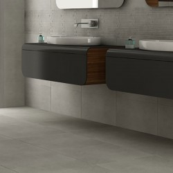 Quartz Grey Porcelain